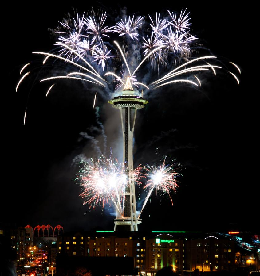 Local New Years Eve Fireworks